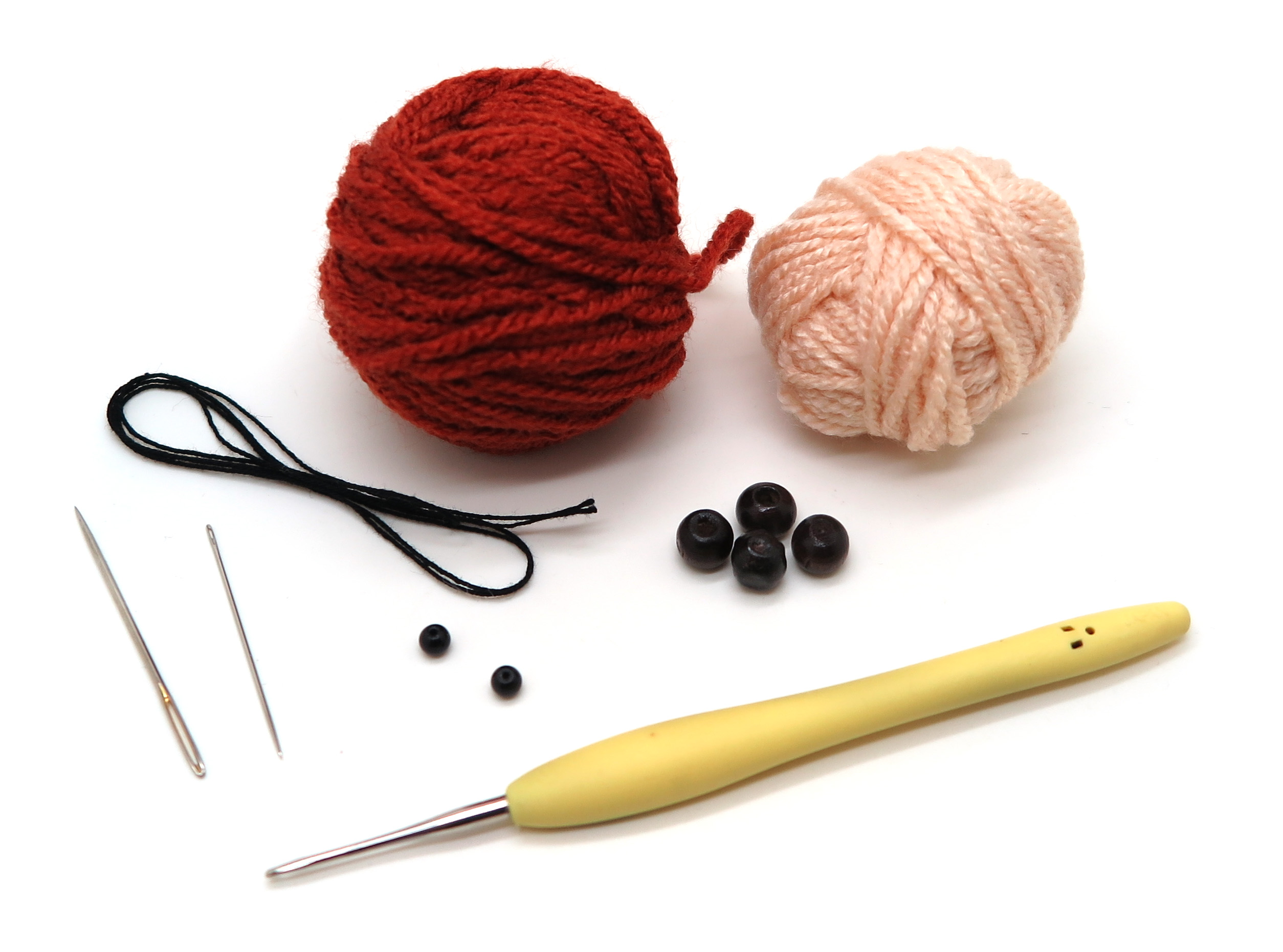 materials for crocheting