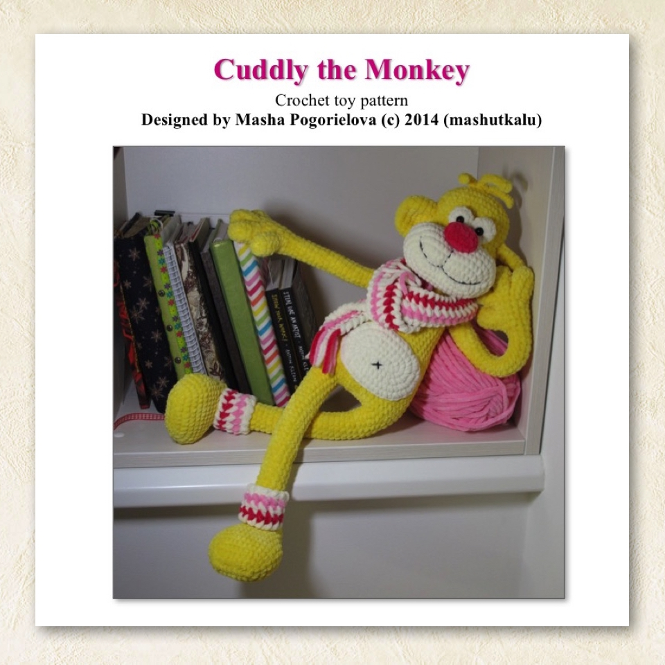 Cuddly the Monkey