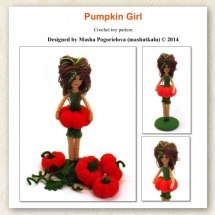 Pumpkin Girl