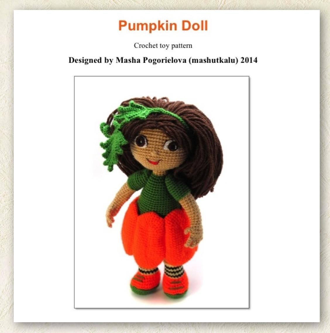 Tiny Baby Pumpkin, Halloween Fall Autumn Amigurumi | Craftsy free ... | 1141x1128