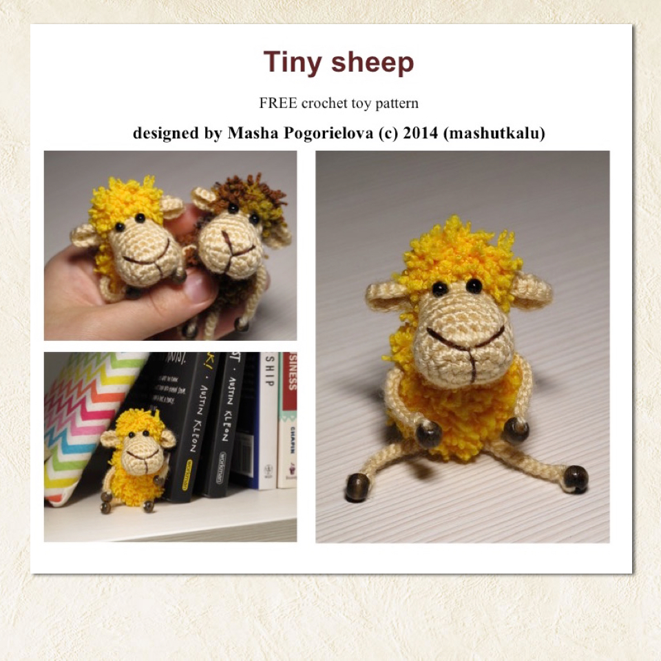 Tiny Sheep